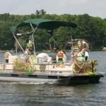 2013 Crescent Lake boat parade